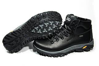 Зимние ботинки (на меху) мужские ECCO (реплика) 13040 ⏩ [ 43,44,45 ], фото 3
