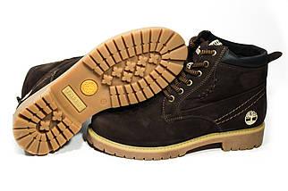 Зимние ботинки (на меху) женские Timberland (реплика) 13046 ⏩ [ 36,36,37,38,39 ], фото 3
