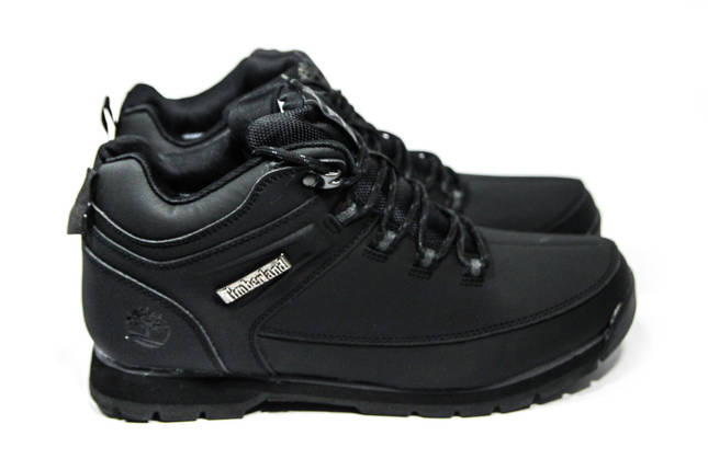 Зимние ботинки (на меху) мужские Timberland (реплика) 11-004 ⏩ [ 41,42,43,44,44,45,46 ], фото 2
