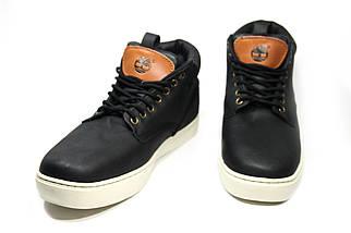 Зимние ботинки (на меху) мужские Timberland (реплика) 11-157 ⏩ [ 43,44,45,46 ], фото 2