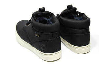 Зимние ботинки (на меху) мужские Timberland (реплика) 11-157 ⏩ [ 43,44,45,46 ], фото 3