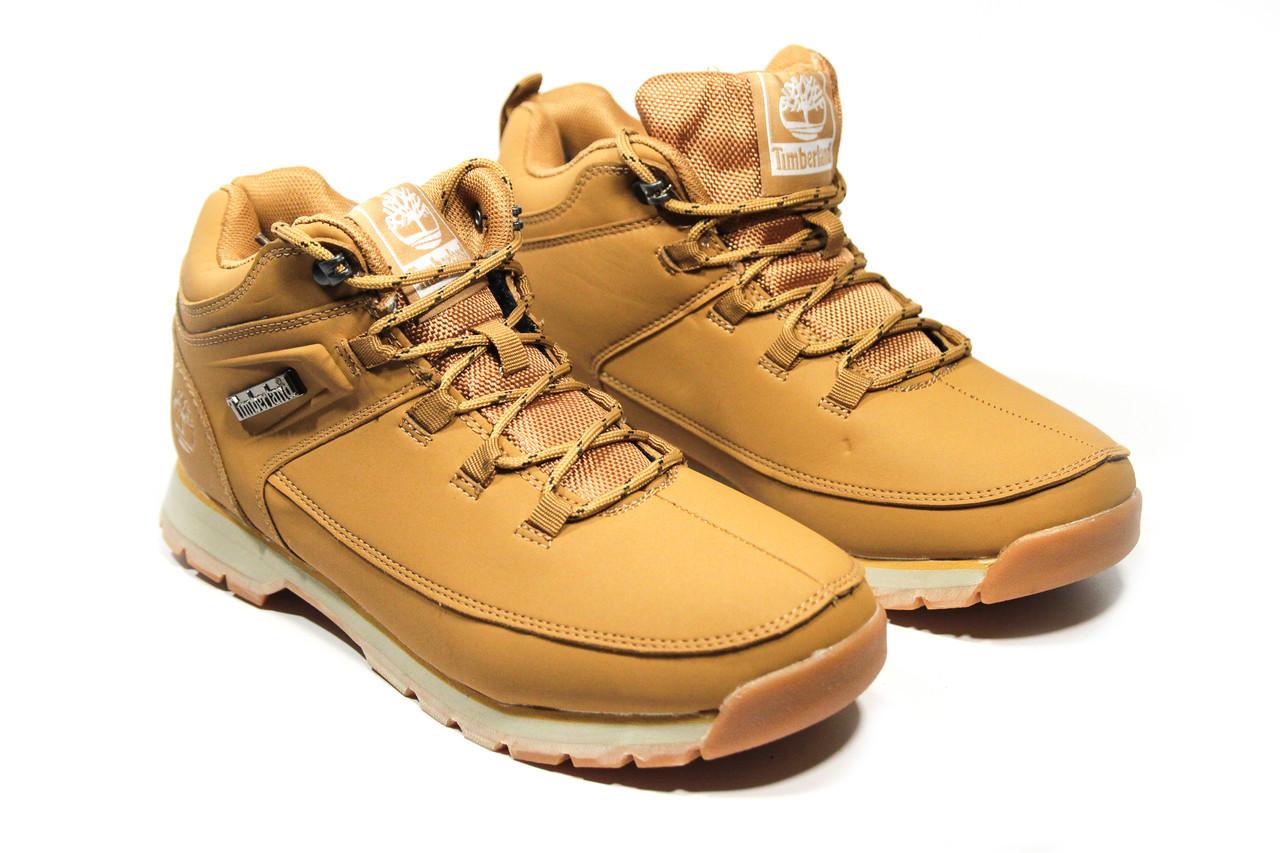 Зимние ботинки (на меху) мужские Timberland (реплика) 11-140 ⏩ [ 42,43,43,44,44,45 ]