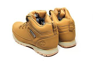 Зимние ботинки (на меху) мужские Timberland (реплика) 11-140 ⏩ [ 42,43,43,44,44,45 ], фото 3