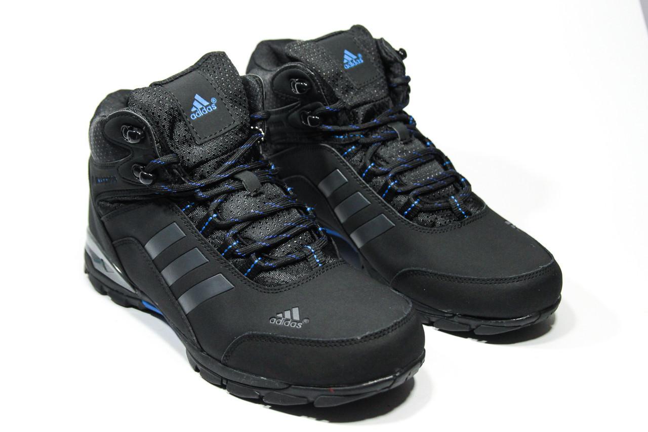 Зимние ботинки (на меху)  мужские Adidas Climaproof (реплика) 3-030 ⏩ [ 41,43,44 ]