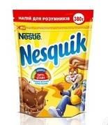 Какао напиток Nesquik Opti Start 380 гр.