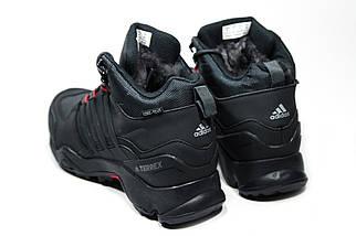 Зимние ботинки (на меху) мужские Adidas Terrex (реплика) 3-120 ⏩ [ 43,43,44,44 ], фото 3