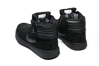 Зимние кроссовки (на меху) мужские Nike Air sky high (реплика) 1-166 ⏩ [ 42,42,43,43,44,45 ], фото 2