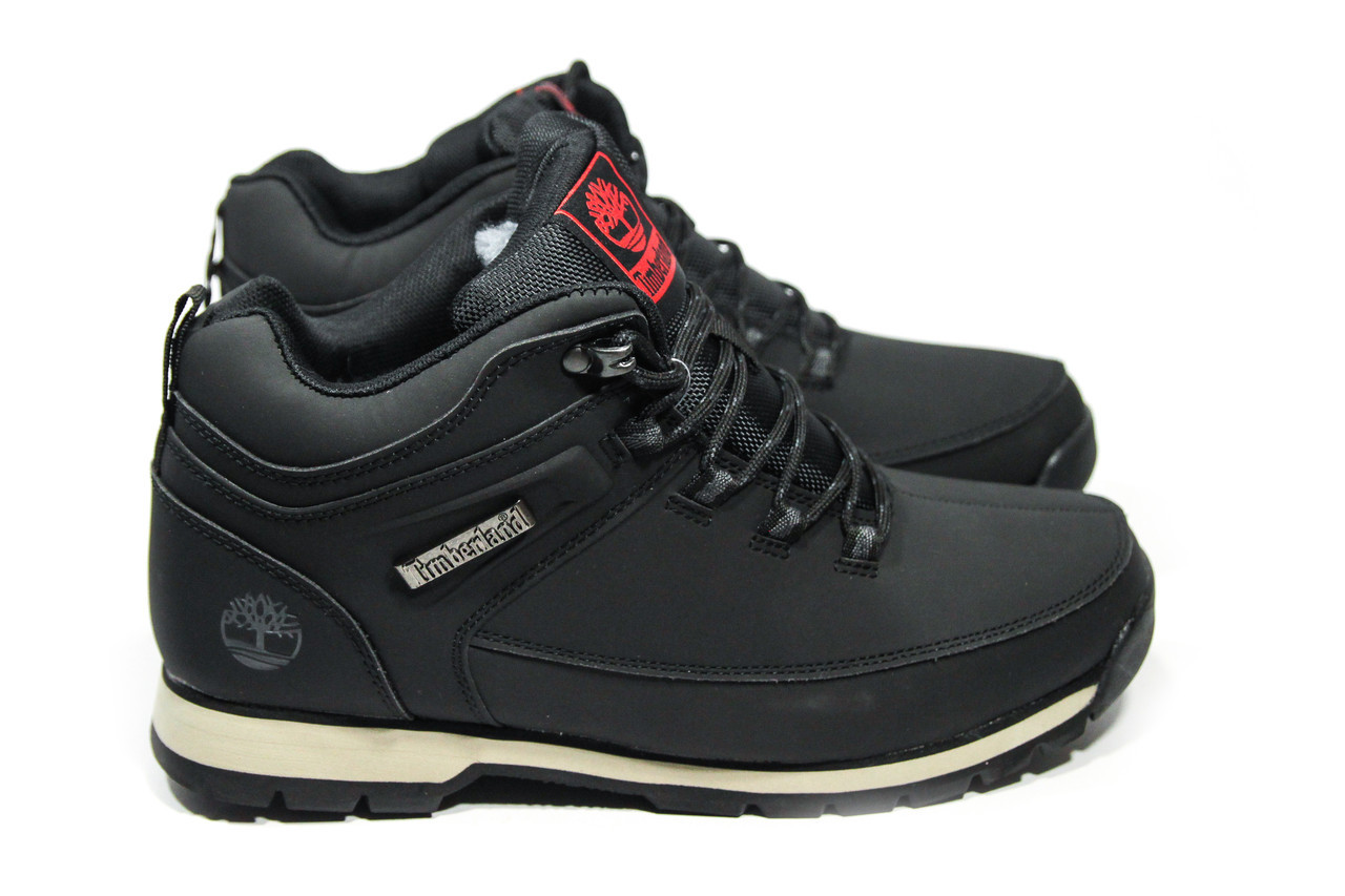 Зимние ботинки (на меху) мужские Timberland (реплика) 11-002 ⏩ [ 41,42,43.43,44,44,46 ]