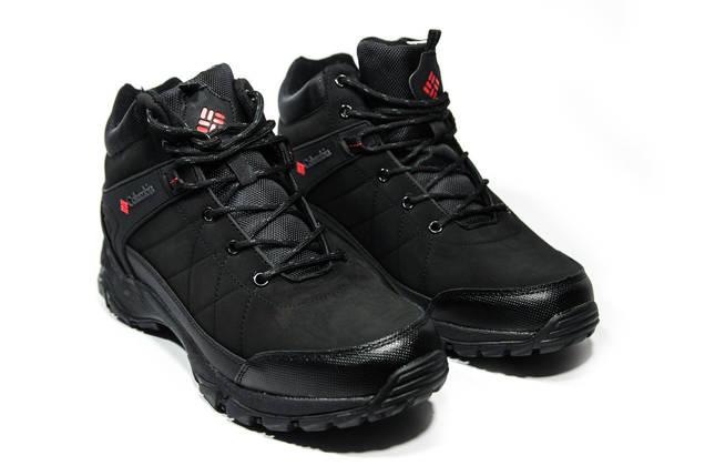 Зимние ботинки (на меху) мужские Columbia (реплика) 12-027 ⏩ [ 41,42,44,45,46 ], фото 2