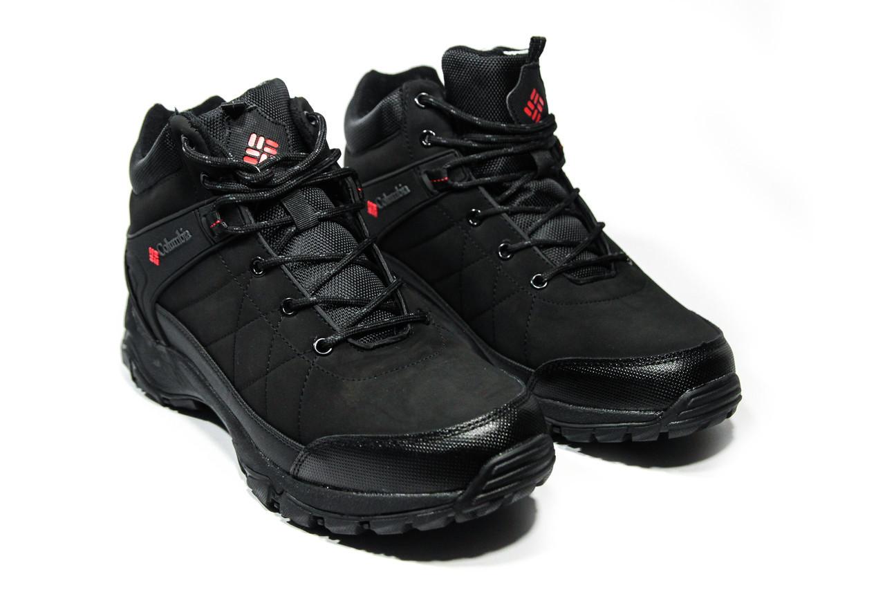Зимние ботинки (на меху) мужские Columbia (реплика) 12-027 ⏩ [ 41,42,44,45,46 ]
