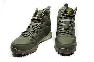 Зимние ботинки (на меху) мужские Columbia (реплика) 12-048 ⏩ [ 45,46 ], фото 3