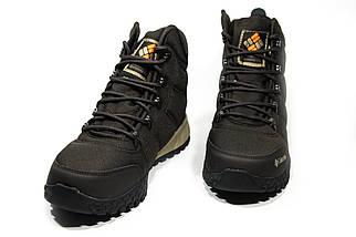 Зимние ботинки (на меху) мужские Columbia (реплика) 12-108 ⏩ [ 42,46], фото 2