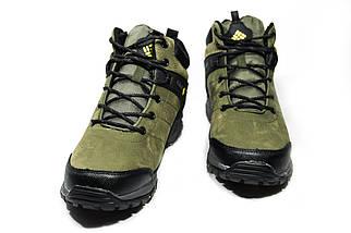 Зимние ботинки (на меху) мужские Columbia (реплика) 12-136 ⏩ [ 41,42,44,44,46 ], фото 3