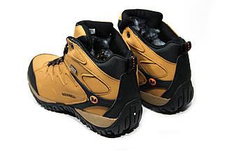 Зимние кроссовки (на меху) мужские Merrell (реплика) 14-077 ⏩ [ 41,46], фото 2