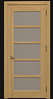 Масивні дубові міжкімнатні двері Модель 115