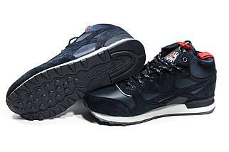 Зимние кроссовки (на меху) мужские Reebok Classic (реплика) 2-161 ⏩ [ 41,42,43,44,45,46 ], фото 3