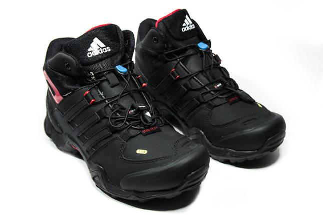 Зимние ботинки (на меху) мужские Adidas Terrex (реплика) 3-078⏩ [44,44,46 ], фото 2