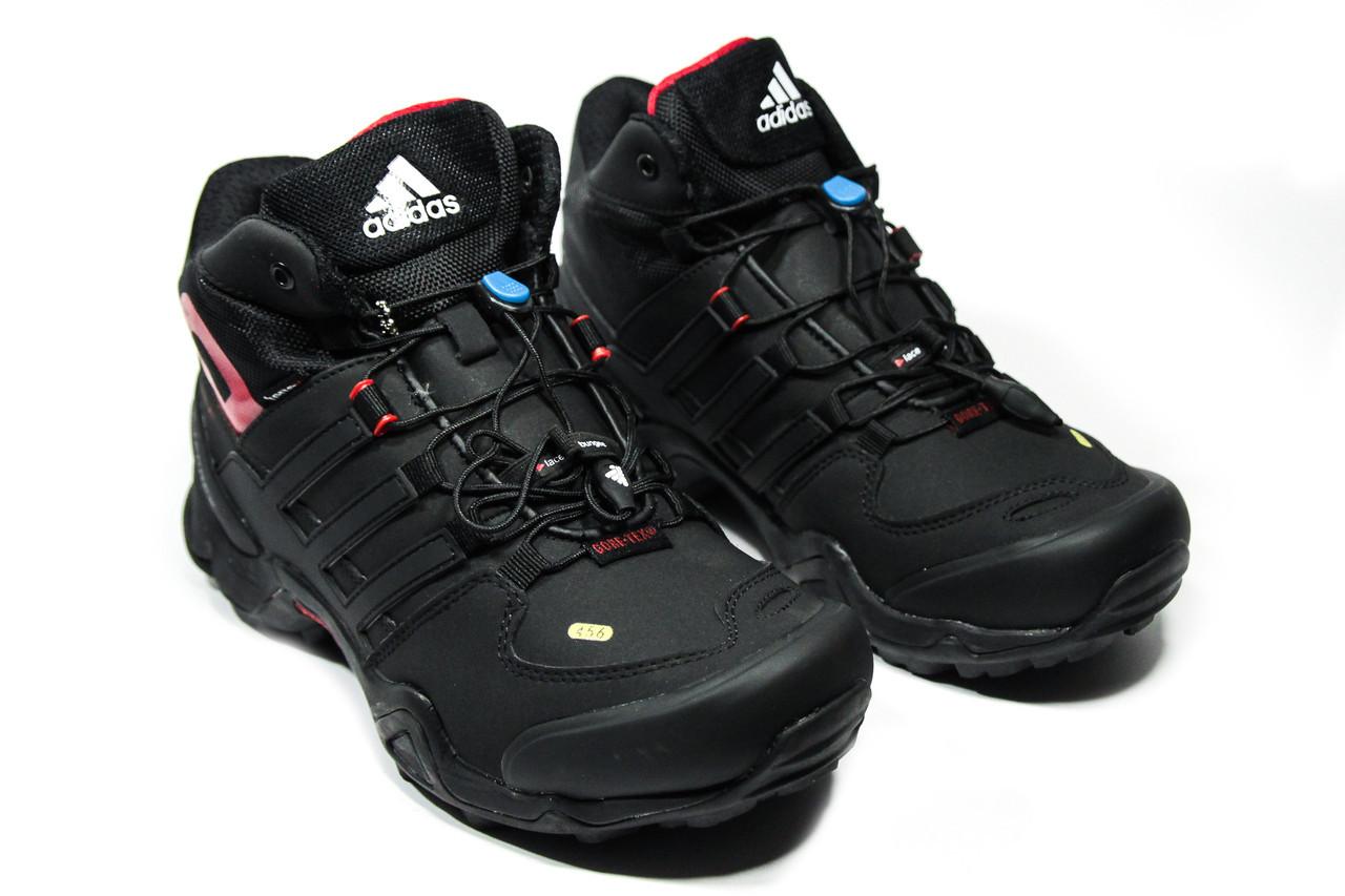 Зимние ботинки (на меху) мужские Adidas Terrex (реплика) 3-078⏩ [44,44,46 ]