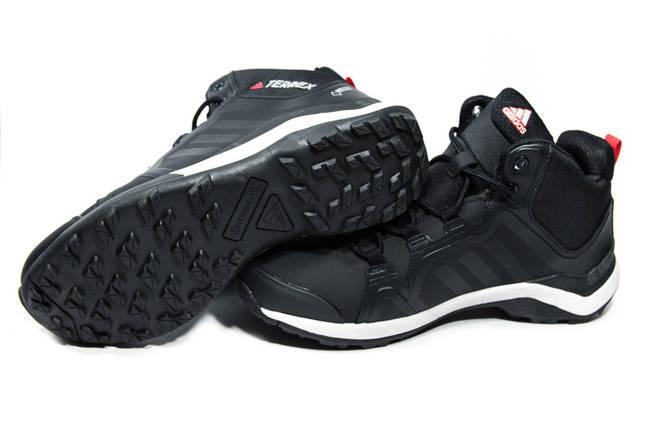 Зимние ботинки (на меху) мужские Adidas TERREX (реплика) 3-082 ⏩ [ 43,44], фото 2