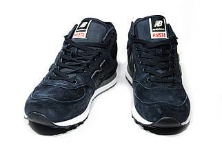 Зимние кроссовки мужские New Balance 574 (реплика) 4-069 ⏩ [ 41> ], фото 3