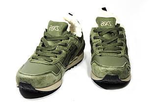 Зимние кроссовки  (на меху) мужские Asics Gel Lite 3 (реплика) 8-081 ⏩ [ 45,46 ], фото 2
