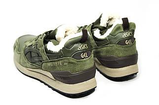 Зимние кроссовки  (на меху) мужские Asics Gel Lite 3 (реплика) 8-081 ⏩ [ 45,46 ], фото 3