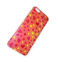 Силиконовый чехол для iphone 6 Heart