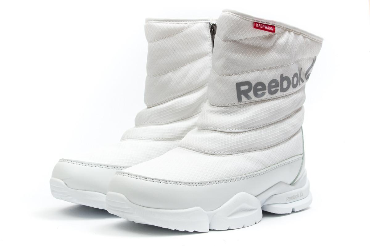 Зимние женские ботинки Reebok  Keep warm (реплика)  2-203 ⏩ [ 41> ]