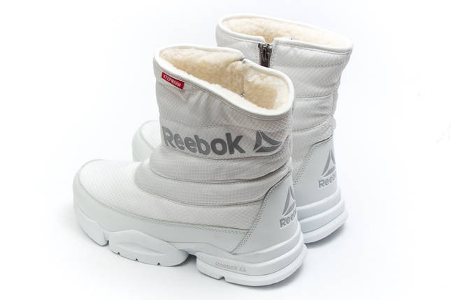 Зимние женские ботинки Reebok  Keep warm (реплика)  2-203 ⏩ [ 41> ], фото 2