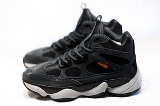 Зимние мужские ботинки Adidas Primaloft (реплика) 3-201 ⏩ [ 46> ], фото 2