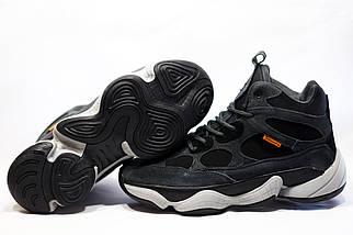 Зимние мужские ботинки Adidas Primaloft (реплика) 3-201 ⏩ [ 46> ], фото 3