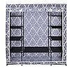 """Текстильный шкаф с 12 полками """"KAJA MIDI"""""""