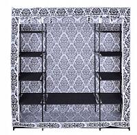 """Текстильный шкаф с 12 полками """"KAJA MIDI"""", фото 1"""