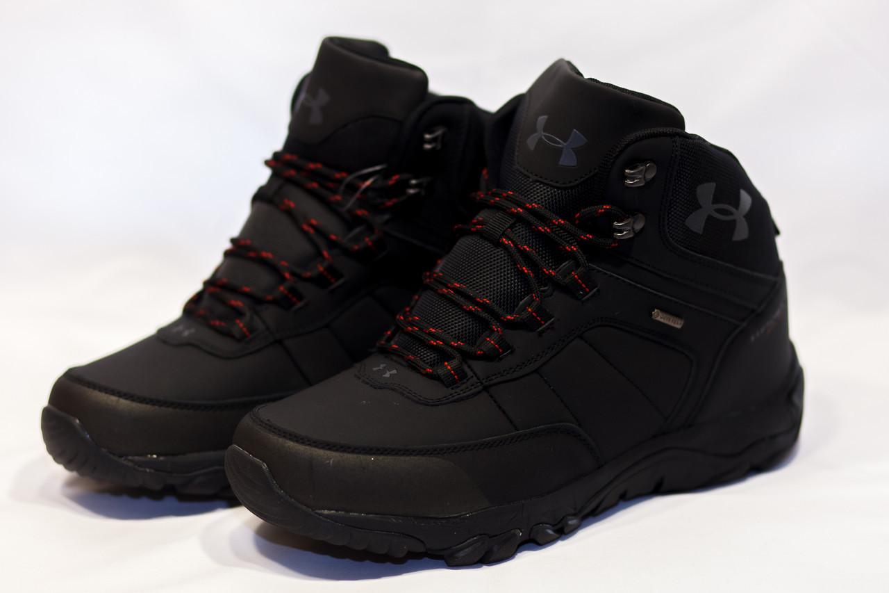 Зимние ботинки (НА МЕХУ) мужские Under Armour Storm (реплика) 16-097 ⏩ [ 42,44,44 ]
