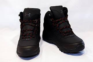 Зимние ботинки (НА МЕХУ) мужские Under Armour Storm (реплика) 16-097 ⏩ [ 42,44,44 ], фото 3