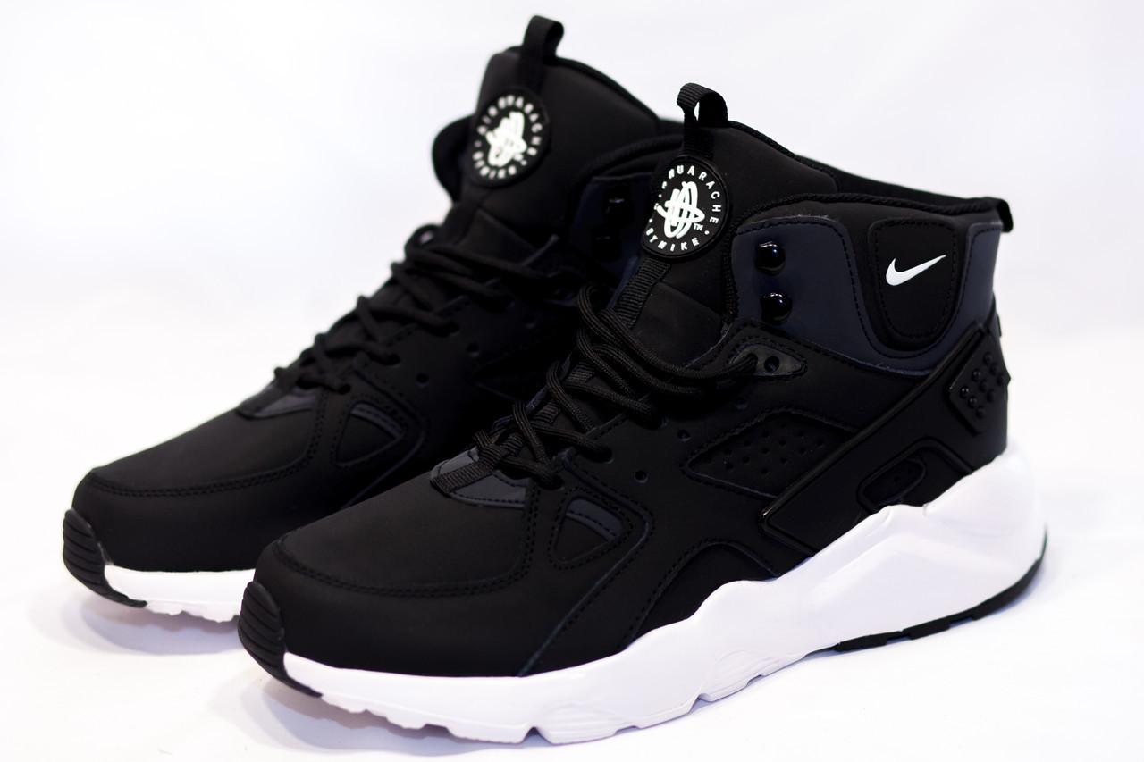 Термо-кроссовки мужские Nike Huarache (реплика) 1178 ⏩ [ 41.44 ]