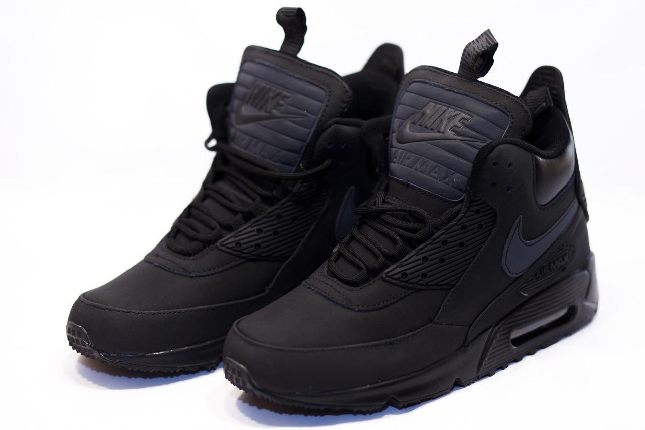 Термо-кроссовки мужские Nike Air Max (реплика) 1181 ⏩ [ 41> ]