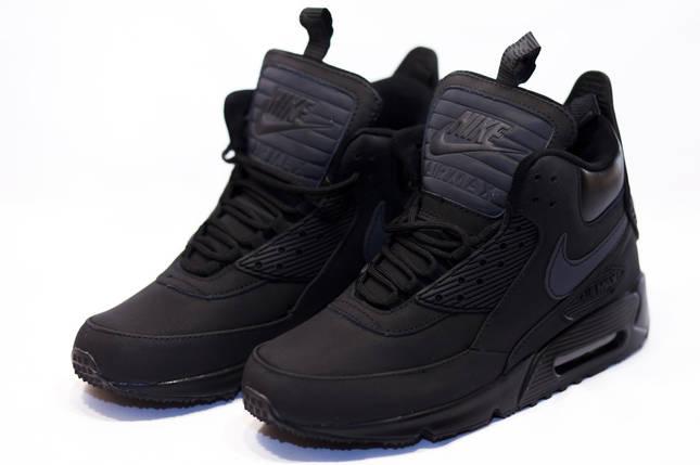 Термо-кроссовки мужские Nike Air Max (реплика) 1181 ⏩ [ 41> ], фото 2