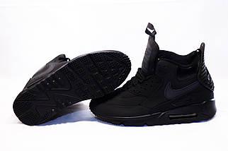 Термо-кроссовки мужские Nike Air Max (реплика) 1181 ⏩ [ 41> ], фото 3
