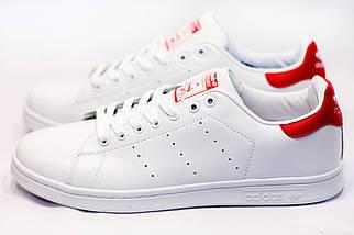 Кроссовки мужские Adidas Stan Smit (реплика) 3061 ⏩ [ 42.43.44 ], фото 3