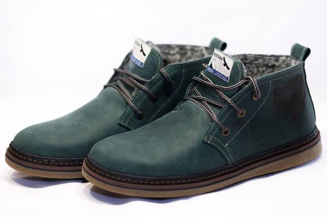 Зимние ботинки (на меху) мужские Montana (реплика) 13053 ⏩ [41,42,45 ], фото 2