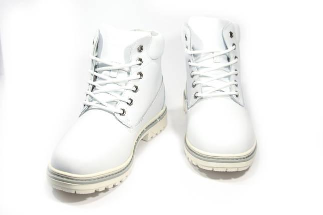 Зимние ботинки (на меху) женские  Timberland (реплика) 11-117 ⏩ [ 39,40,40,41 ], фото 2