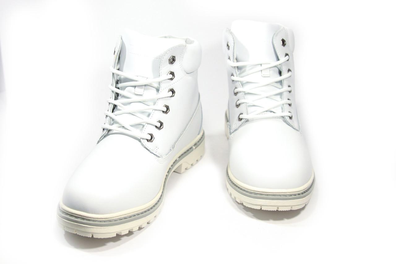 Зимние ботинки (на меху) женские  Timberland (реплика) 11-117 ⏩ [ 39,40,40,41 ]