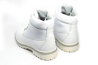 Зимние ботинки (на меху) женские  Timberland (реплика) 11-117 ⏩ [ 39,40,40,41 ], фото 3