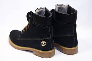Зимние ботинки  (на меху) женские Timberland (реплика) 13055 ⏩ [ 41], фото 3