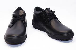 Зимние ботинки (НА МЕХУ) мужские ECCO (реплика) 13059 ⏩ [ 41,42,42,45 ], фото 2