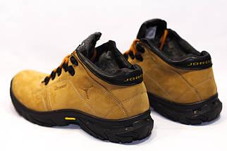Зимние ботинки (НА МЕХУ) мужские Jordan (реплика) 13058 ⏩ [41,41,42,42,43,43 ], фото 2