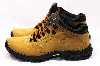 Зимние ботинки (НА МЕХУ) мужские Jordan (реплика) 13058 ⏩ [41,41,42,42,43,43 ], фото 3