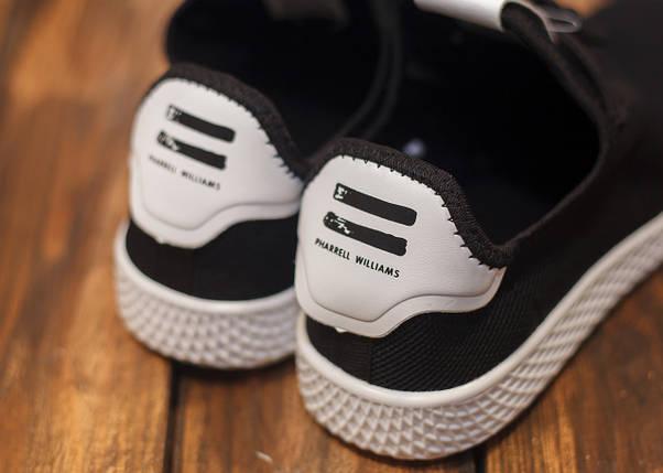 Кроссовки мужские Adidas Pharrell Williams (реплика) 30778 ⏩ [ 43> ], фото 2