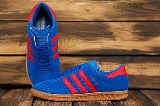 Кроссовки подростковые Adidas Hamburg (реплика) 30401, фото 3